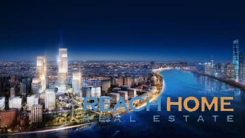 Mega mixed-use development planned for Huangpu